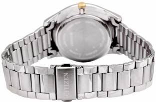 Citizen AG8351-51B Analogue White Dial Boys' Watch (AG8351-51B)