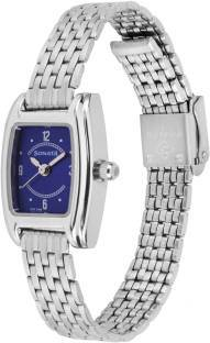 Sonata 8103SM01C Professional Analog Blue Dial Women's Watch (8103SM01C)