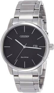 Citizen Eco-Drive BM6960-56E Analog Black Dial Men's Watch (BM6960-56E)
