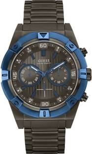 Guess W0377G5 Black Dial Analog Men's Watch (W0377G5)