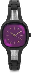 Fastrack 6147NM03 Analog Purple Dial Women's Watch