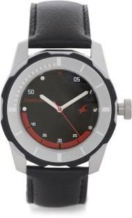 Fastrack 3099SL06 Sports Analog Black Dial Men's Watch