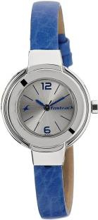 Fastrack 6113SL02 Analog White Dial Women's Watch