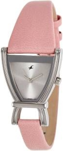 Fastrack 6095SL02 Analog Silver Dial Women's Watch