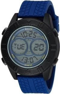 Sonata 77038PP01 Digital Watch