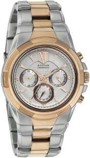 Titan NH1695KM01 Analog Watch (NH1695KM01)