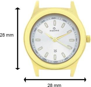 Maxima 34803CMLY Analog Watch