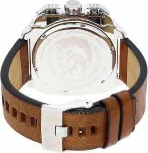 Diesel DZ7357 Bamf Analog White Dial Men's Watch