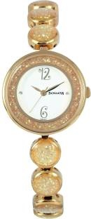Sonata 8136YM04 Analog Watch
