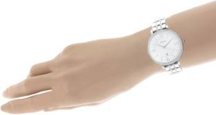 Fossil ES3545I Jacqueline Analog Silver Dial Women's Watch (ES3545I)