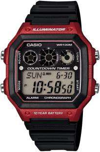 Casio Youth D108 Digital Watch
