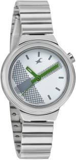 Fastrack 6149SM03 Analog Off-White Dial Women's Watch (6149SM03)