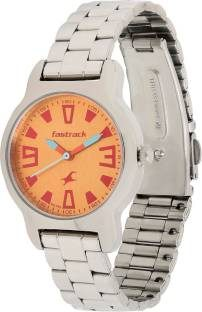 Fastrack 6127SM02 Analog Watch