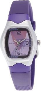 Sonata BBTC8989PP01JK Analog Purple Dial Women's Watch