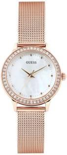 Guess W0647L2 Pearl Dial Analog Women's Watch (W0647L2)