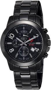 Swiss Eagle SE-9054-77 Analog Watch