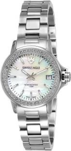 Swiss Eagle SE-6064-22 Analog Watch