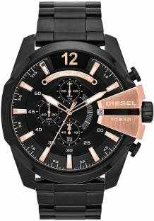 Diesel DZ4309 Chi Chronograph Black Dial Men's Watch (DZ4309)