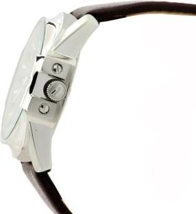 Diesel DZ1206 Gunmetal-Toned & Grey Dial Men's Watch (DZ1206)