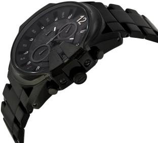 Diesel DZ4180 Analog Black Dial Men's Watch
