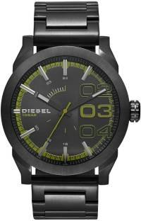 Diesel DZ1678 Chronograph Black Dial Men's Watch (DZ1678)