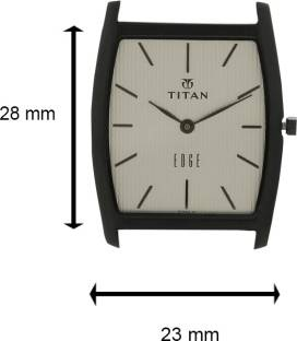 Titan Edge NH1044NM02 Analog Watch