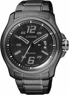 Citizen AW1354-58E Analog Black Dial Men's Watch