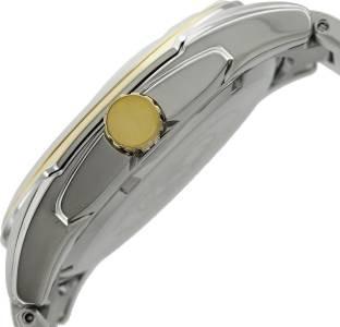 Citizen Eco-Drive BM6725-56A Analog White Dial Men's Watch (BM6725-56A)