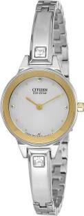 Citizen Eco-Drive EX1324-53A Analog Watch