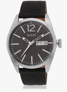 Guess W0658G3 Brown Dial Analog Men's Watch