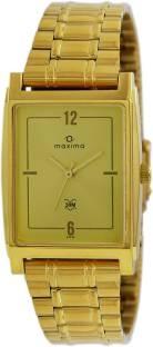 Maxima 42182CMGY Analog Watch