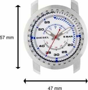 Diesel DZ1749I Rig Light Brown & White Analog Men's Watch (DZ1749I)