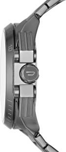 Diesel DZ4398 Ironside Gunmetal Black Analog Men's Watch