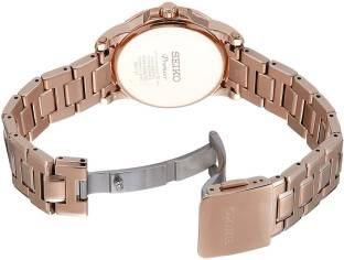Seiko SRKZ58P1 Premier Analog Watch