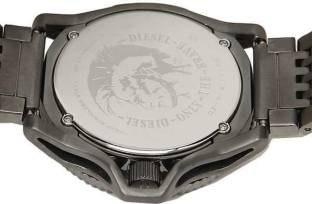 Diesel DZ1719I Rollcage Black Analogue Men's Watch