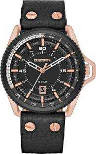 Diesel DZ1754 Analog Black Dial Men's Watch