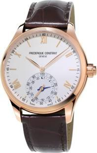 Frederique Constant FC-285V5B4 Horological Analog Watch (FC-285V5B4)