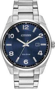Citizen BM7320-52L Analog Blue Dial Men's Watch (BM7320-52L)
