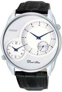 Citizen AO3009-04A Analog White Dial Casual Men's Watch