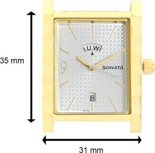 Sonata 7112YM03 Analog Watch (7112YM03)