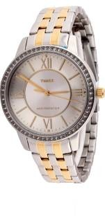 Timex TW000Y808 Fashion Analog Silver Dial Men's Watch (TW000Y808)