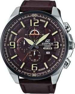 Casio Edifice EFR-555BL-5AVUDF (EX342) Analog Brown Dial Men's Watch (EFR-555BL-5AVUDF (EX342))