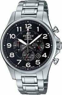 Casio Edifice EFB-508JD-1ADR (EX328) Analog Black Dial Men's Watch