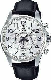 Casio Edifice EFB-508JL-7ADR (EX330) Analog White Dial Men's Watch (EFB-508JL-7ADR (EX330))