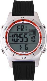Fastrack 38033SP01J Digital Black Dial Men's Watch