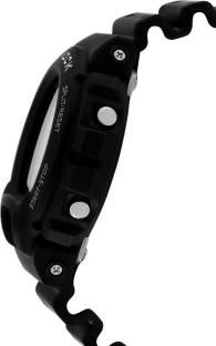 Casio G-Shock G618 Black Chronograph Digital Men's Watch (G618)