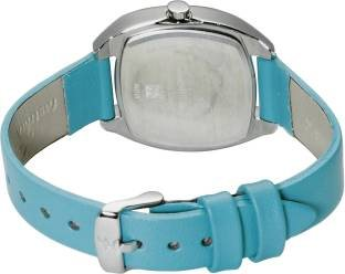 Fastrack 6162SL02 Analog Grey Dial Women's Watch (6162SL02)