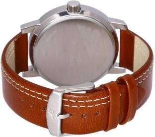 Fastrack 3162SL02 Black & Beige Analogue Men's Watch