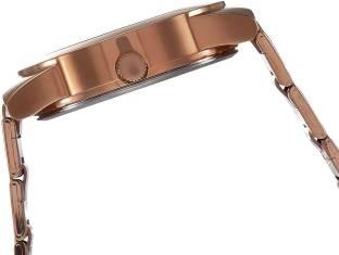 Timex TW000J106 Analog Brown Dial Women's Watch (TW000J106)