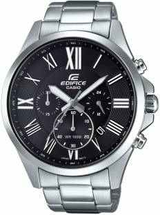Casio Edifice EFV-500D-1AVUDF (EX317) Analog Black Dial Men's Watch (EFV-500D-1AVUDF (EX317))